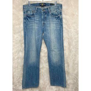 LUCKY BRAND Mens Original Straight Jeans